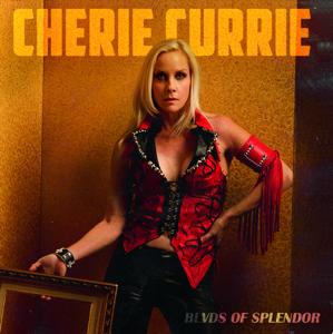Cherie Currie - Blvds of Splendor