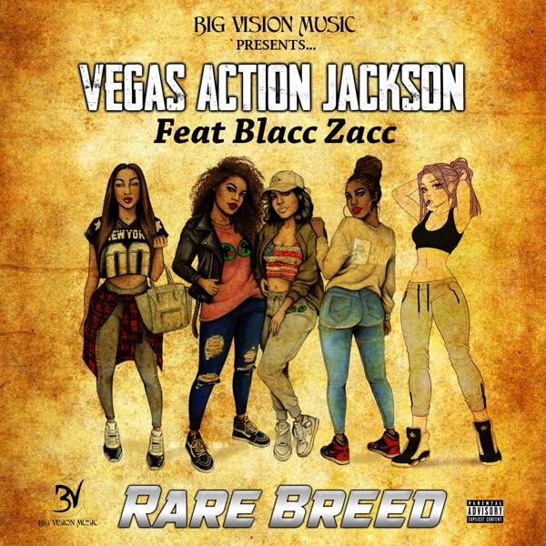 Rare Breed (feat. Blacc Zacc) - Single