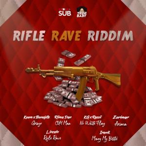 Various Artists - Rifle Rave Riddim - EP