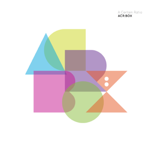 A Certain Ratio - Acr:Box