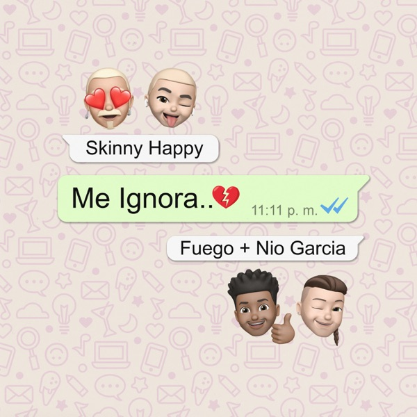 Me Ignora - Single