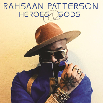 Rahsaan Patterson Heroes & Gods music review