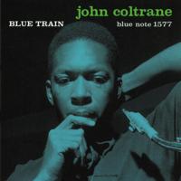 John Coltrane - Blue Train artwork