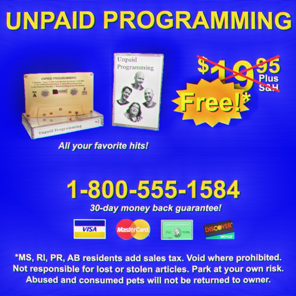 The Unpaid Programming Podcast