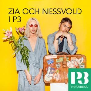 Zia och Nessvold i P3