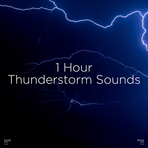 "Thunderstorm Sound Bank & Thunderstorm Sleep - !!"" 1 Hour Thunderstorm Sounds ""!!"