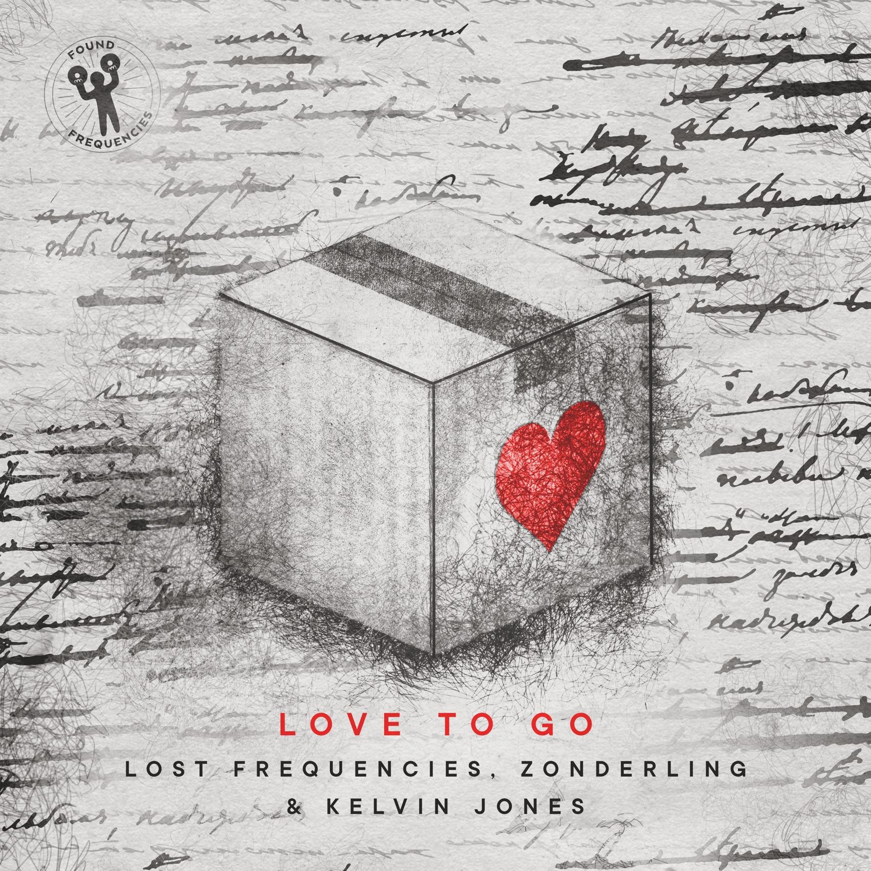 Lost Frequencies - Lost Frequencies, Zonderling & Kelvin Jones - Love To Go