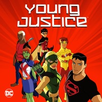 Young Justice, Seasons 1-3 (iTunes)