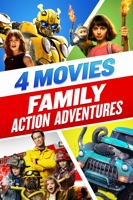 Deals on Family Action Adventures 4-Movies Collection 4K UHD Digital