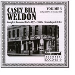 Casey Bill Weldon - Guitar Swing (take 3)