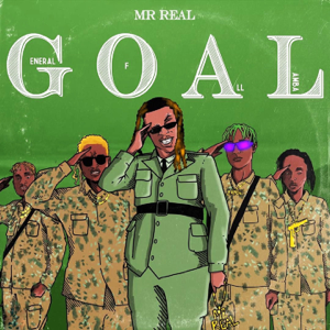 MR REAL - General of All Lamba - EP