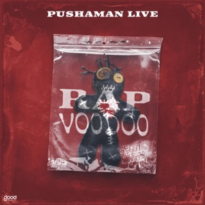 Pushaman Live - Lets Get It feat. Erica Banks & Tha Peace
