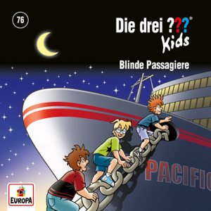 Die drei ??? Kids - Folge 76: Blinde Passagiere