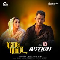 Download Mp3 Hiphop Tamizha, Bamba Bakya, Kutle Khan & Nikhita Gandhi - Maula Maula (Action) - Single