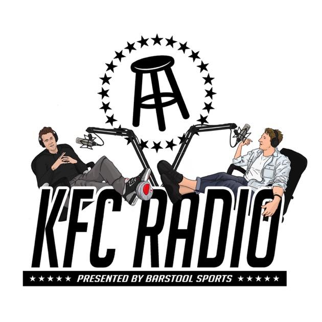 3975cba2b21 KFC Radio by Barstool Sports on Apple Podcasts