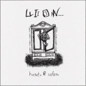 Hearts & Colors - Lion