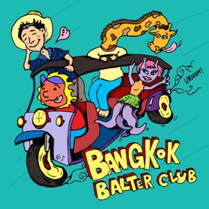 Phum Viphurit - Bangkok Balter Club - EP