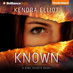 Known: A Bone Secrets Novel, Book 5 (Unabridged)