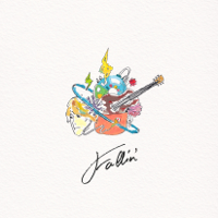ReN - Fallin' - EP artwork