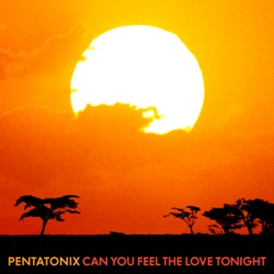 View album Can You Feel the Love Tonight - Single