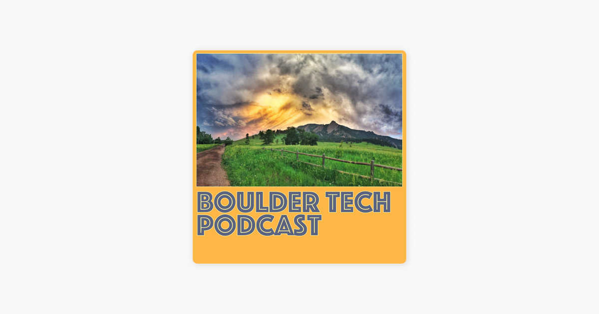 Boulder Tech Podcast: Episode 042: Dan Caruso, Chairman & CEO, Zayo