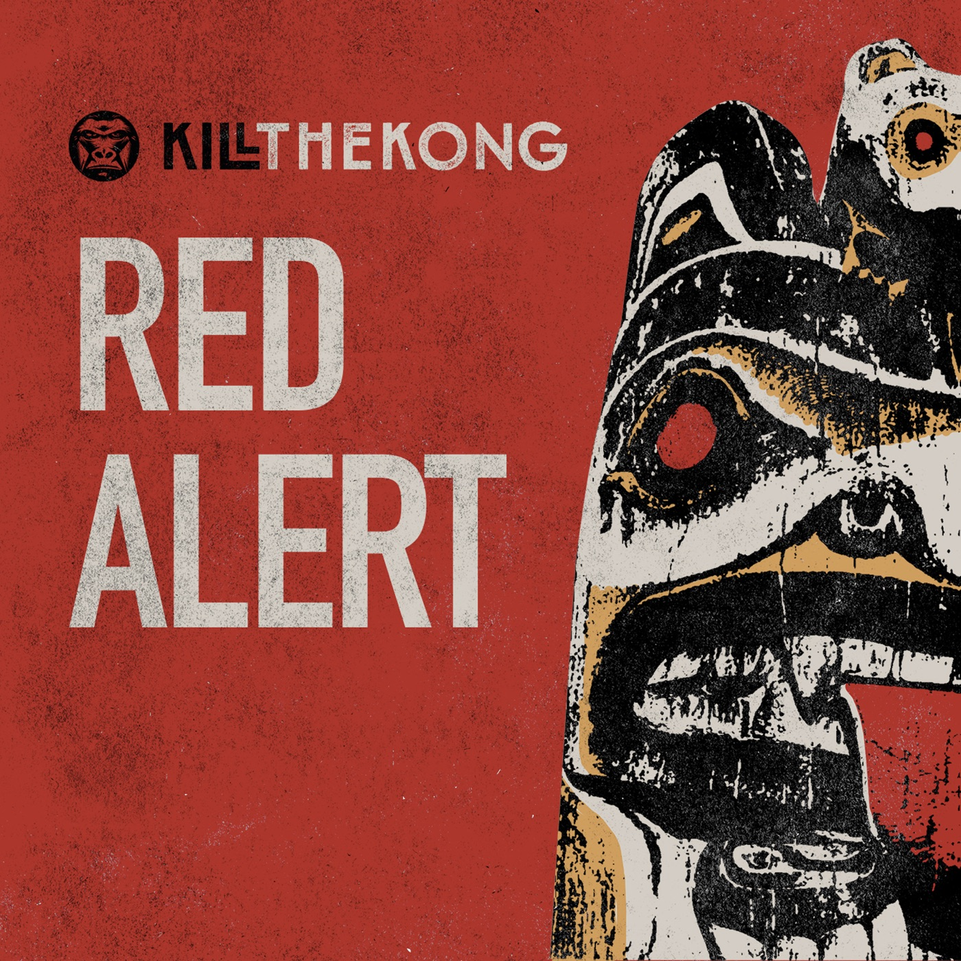 Kill The Kong - Red Alert [maxi-single] (2019)