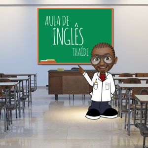 Thaíde - Aula de Inglês