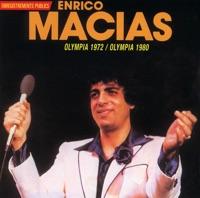 Enrico Macias : Olympia 1972 & 1980 (Live)