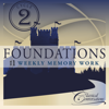 Classical Conversations - Foundations Cycle 2, Vol.1 - Weekly Memory Work  artwork