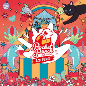 Rocket Punch - RED PUNCH