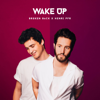 Broken Back & Henri PFR - Wake Up artwork