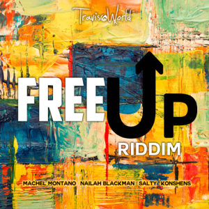 Various Artists - Free Up Riddim - EP