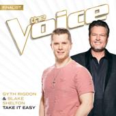 Take It Easy (The Voice Performance) - Gyth Rigdon & Blake Shelton