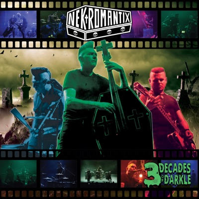 Nekromantix – 3 Decades of Darkle (Blu-ray + DVD + CD)