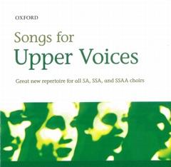 Ett Nyfött Barn (A Newborn Child) [feat. Graham Ross] [Upper Voices]