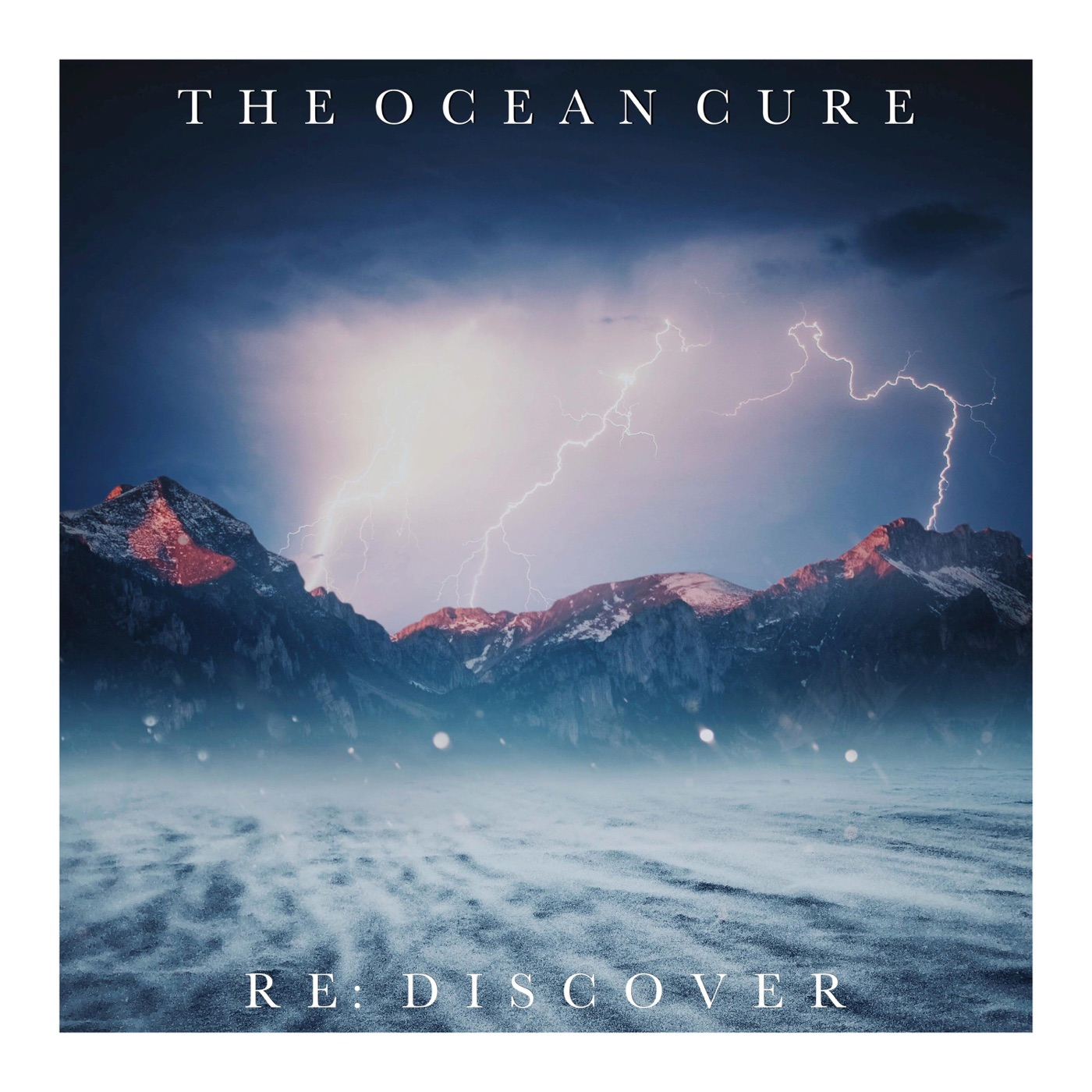 The Ocean Cure - RE: Discover [EP] (2019)