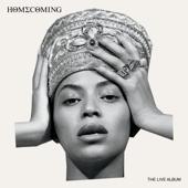 Beyoncé - HOMECOMING: THE LIVE ALBUM  artwork
