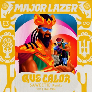 Major Lazer - Que Calor (with J Balvin)