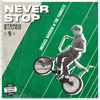 Michael Barrow & the Tourists - Never Stop artwork