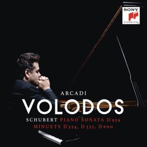 Arcadi Volodos - Schubert: Piano Sonata D.959 & Minuets D. 334, D. 335, D. 600
