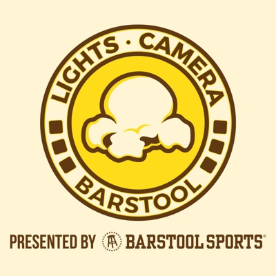 Lights Camera Barstool