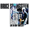 Live in New York City, Bruce Springsteen