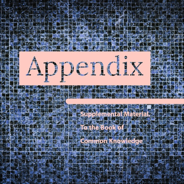 Appendix: Supplemental Material to the Book of Common Knowledge
