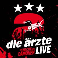 Die Ärzte - Die Nacht der Dämonen (Live) artwork