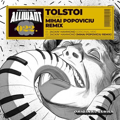 Jackin' Hammond EP by Tolstoi