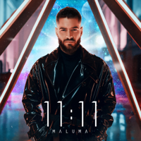 Maluma - 11:11 artwork