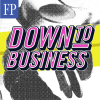 Podcast cover art for Down to Business