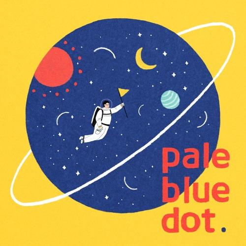 Lee Aram – Pale Blue Dot – EP