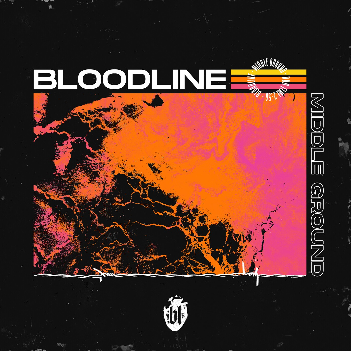 Bloodline - Middle Ground [single] (2019)