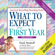 Heidi Murkoff - What to Expect the First Year (Unabridged)
